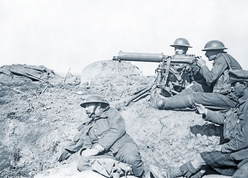 Conflict and Tension: The First World War, 1894–1918