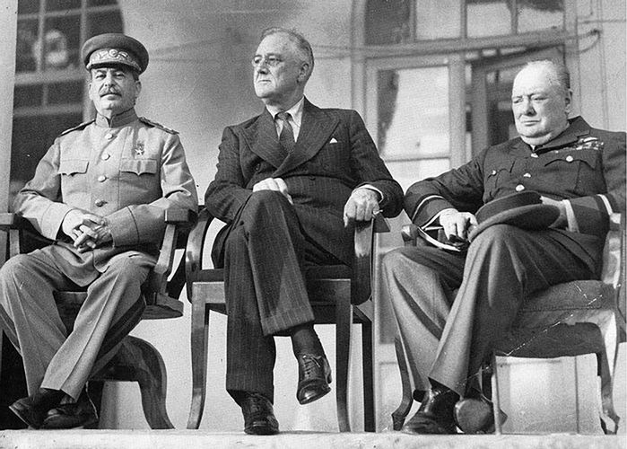 International Relations: Who Was to Blame for the Cold War?