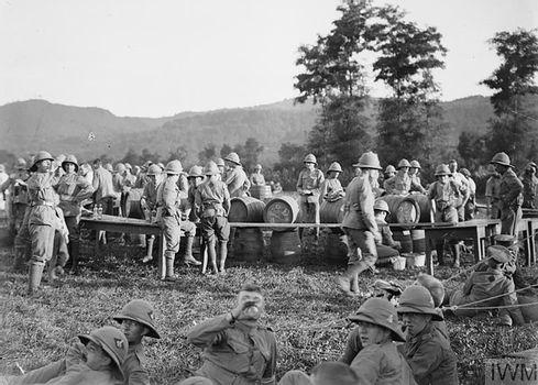 The First World War, 1914 - 1918