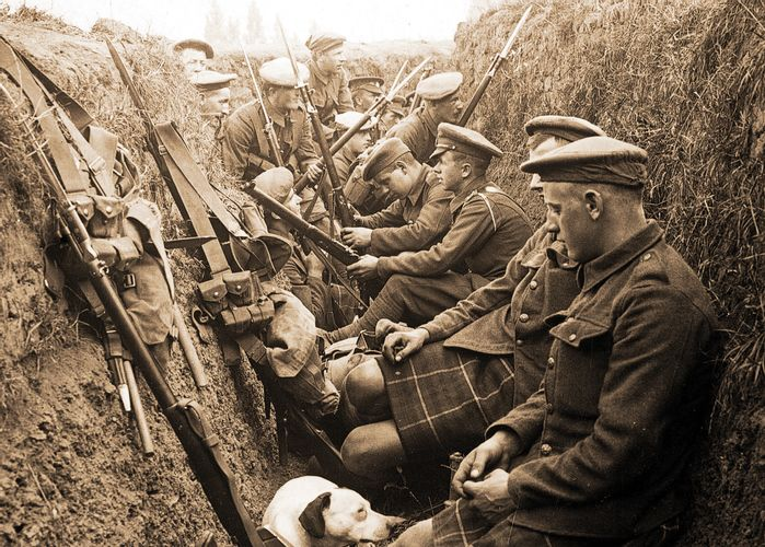 The Origins and Course of the First World War, 1905–18