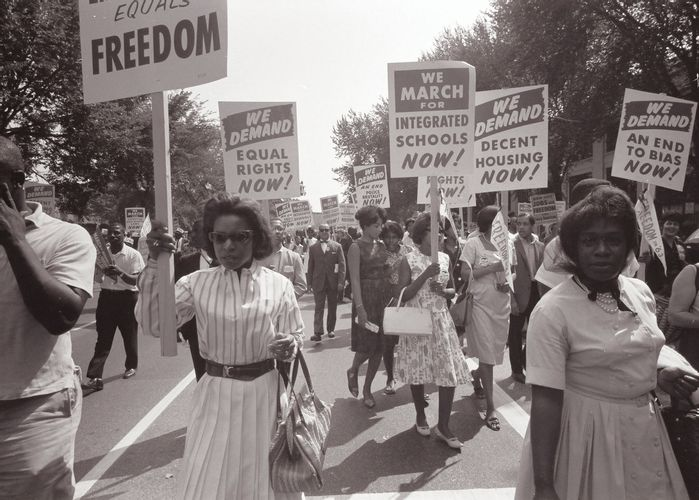A Divided Union: Civil Rights in the USA, 1945–74